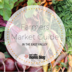 Farmers Market Guide in the East Valley