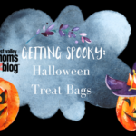 Getting Spooky: Halloween Treat Bags