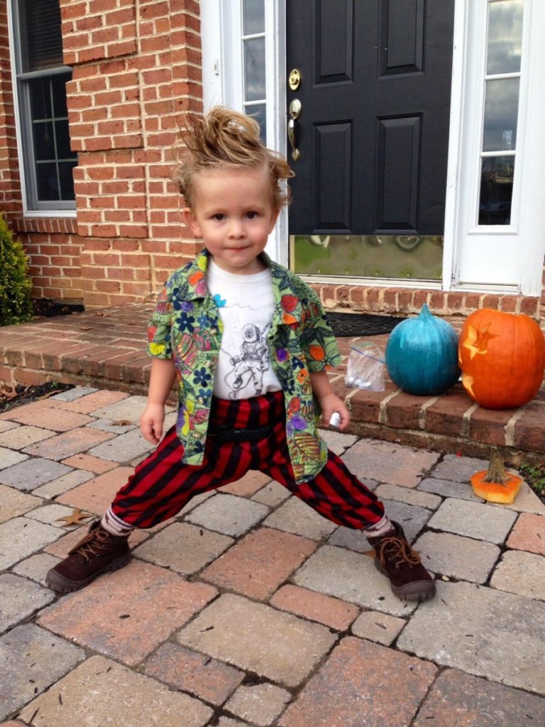 Ace Ventura costume