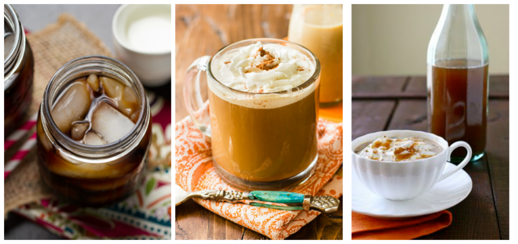 Pumpkin Spice Beverages in 15 minutes or less!