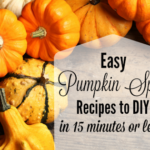 Simple and delicious pumpkin recipes