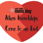 When Friendships Come To An End…