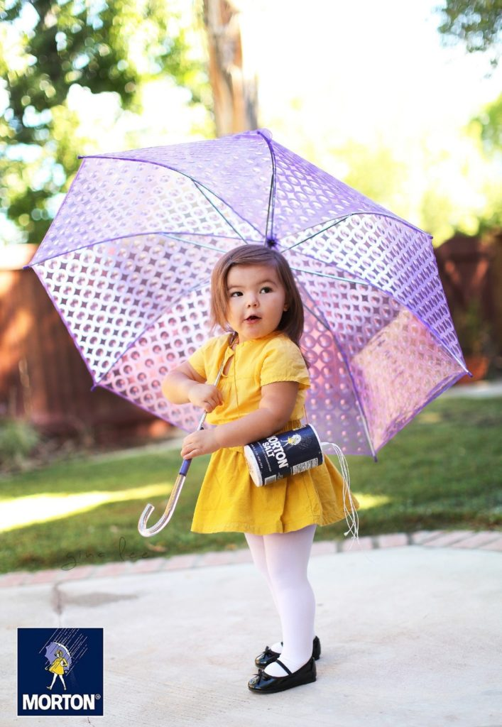 Morton Salt costume