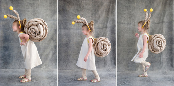 Stylish Snail Costume