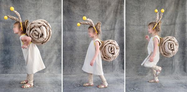 Stylish Snail Costume