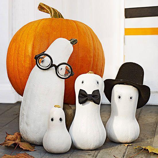 Ghostly Gourds via Parents