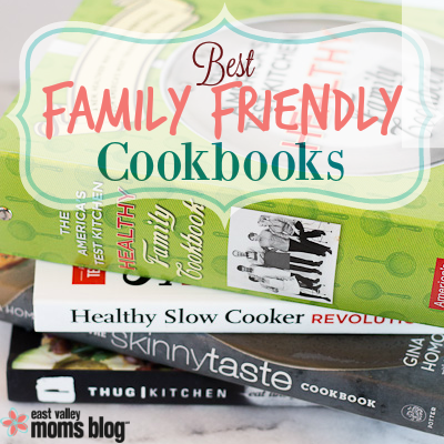 The BEST family friendly cookbooks that are full of healthy and delicious recipes that everyone at the table will enjoy!