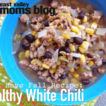 Must Have Fall Recipe: Healthy White Chili