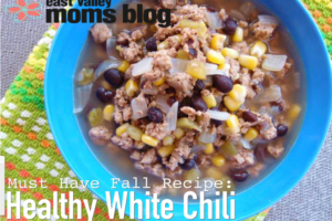 Healthy White Chili