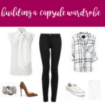 Keeping Your Style Among the Spit Up | Build a Capsule Wardrobe