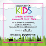 fashion week 4 kids this Saturday!
