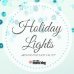 Holiday Lights Around the East Valley