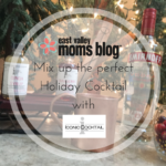 Cranberry Moscow Mule with Iconic Cocktail