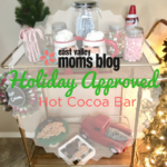 Holiday approved hot cocoa bar
