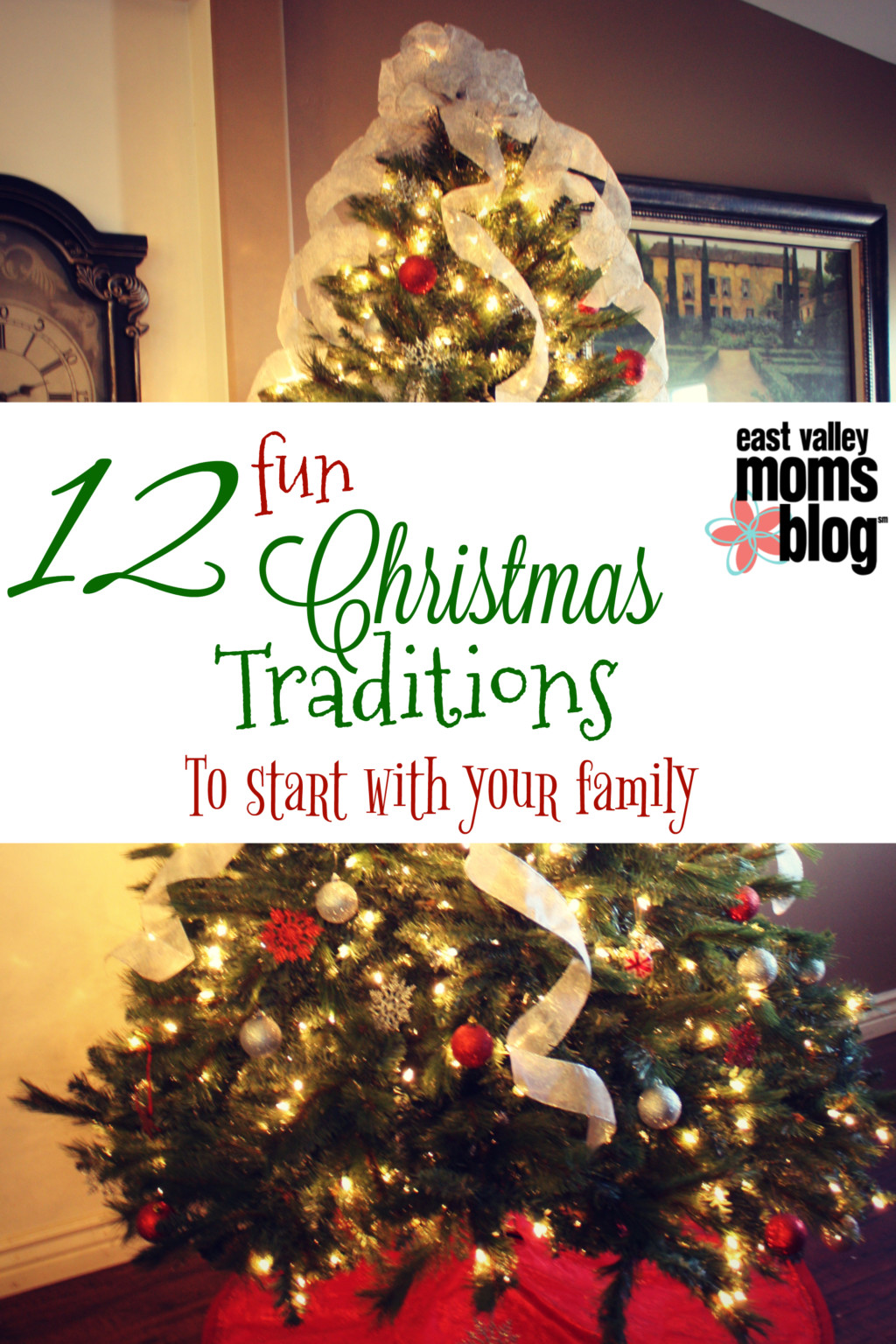 12 FUN & Unique Christmas Traditions To Start With Your Family