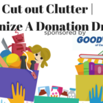 Cut Out Clutter | Organize A Donation Drive