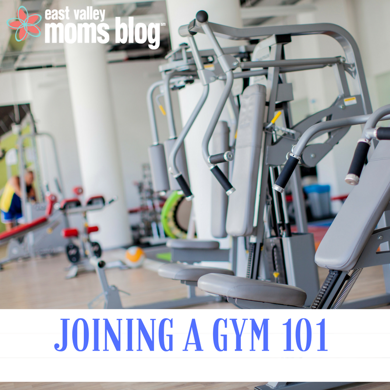 Thinking about joining a gym?  Tips for what to look for before you commit!