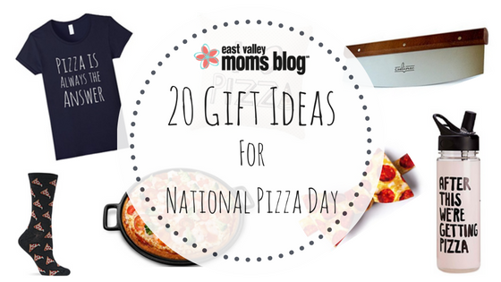 20 delicious gifts for National Pizza Day