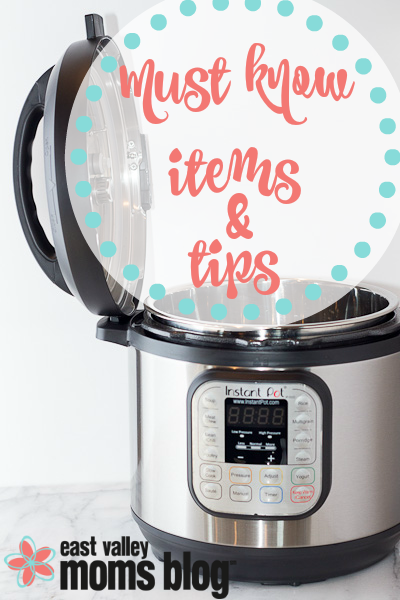 This quick little guide will help busy Moms like you learn the basics of the Instant Pot and give you the confidence to try out new recipe for dinner this week!