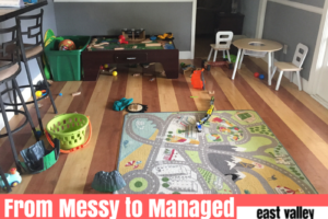 From Messy to Managed