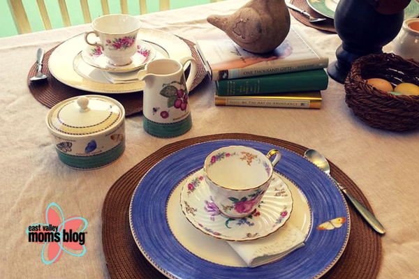 Host a Spring tea party on the cheap | East Valley Moms Blog