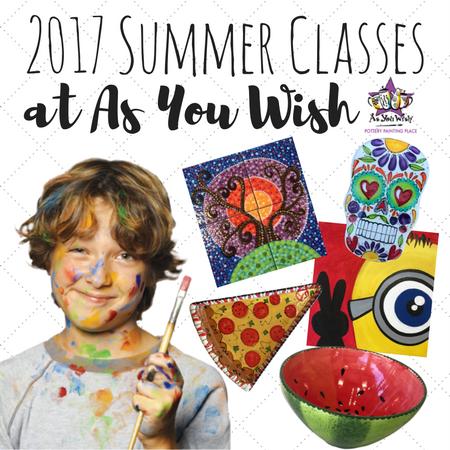 2017 Summer Classes 450