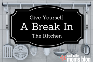 Break in the Kitchen