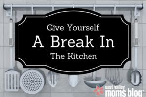 Break in the Kitchen