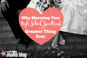 Why marrying your high school sweetheart really is the greatest thing ever - Years of dating, friendship, romance, adventures, and fun. I look back on those years and know that I wouldn't want to have it any other way.