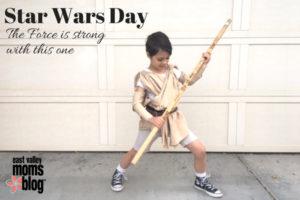 Star Wars Day Featured