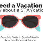 Need a vacation?  What about a STAYcation?