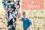 To the one who made me a mom: I am sad it won't be just you and I anymore, but I am also overjoyed and excited to see you become the greatest big brother imaginable.