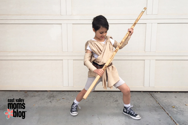 But here's the thing: I have never seen Star Wars. East Valley Moms Blog