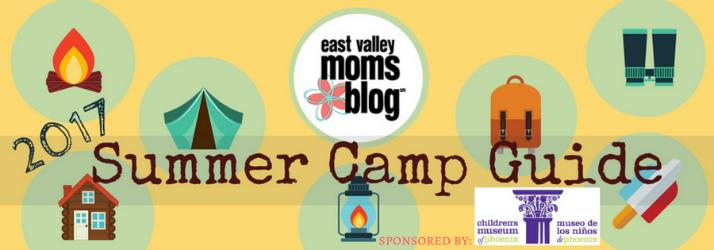 2017 Summer Camp Guide | East Valley Moms Blog