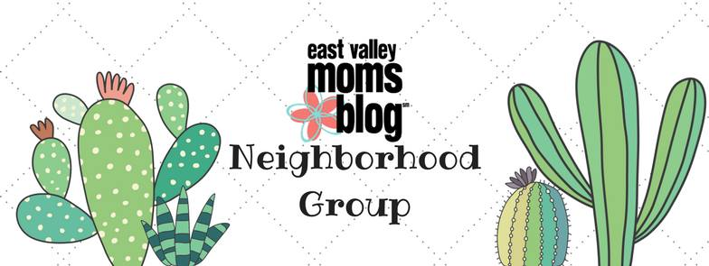 East Valley Moms Blog Neighborhood Group