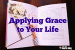 Applying Grace