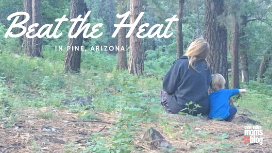 Travel to Pine, Arizona | East Valley Moms Blog