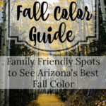 Family Friendly Fall Color Spots in AZ