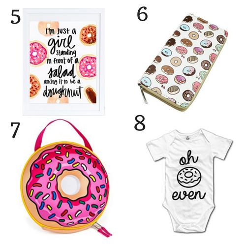 A Bakers Dozen Gifts for National Donut Day