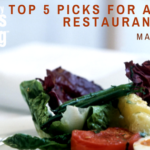 Top 5 picks for Spring Arizona Restaurant week: May 19-28th