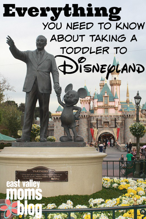 The best tips for taking toddlers to Disneyland and how to make it a magical experience for the whole family!