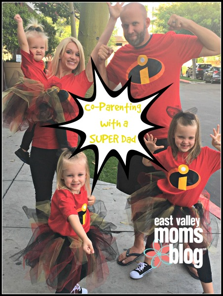 Co-parenting with a super dad | East Valley Moms Blog