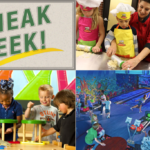 Sneak Peek event for Back to School at Children's Learning Adventure