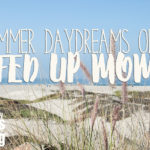 Summer Daydreams of a Fed Up Mom
