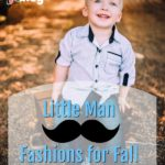 Little Man Fashions for Fall