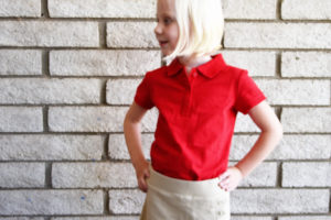 why I love school uniforms (and a couple reasons why I hate them a little bit too)