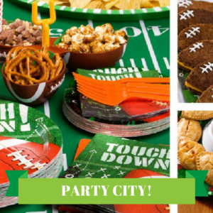Hosting a Football Party | East Valley Moms Blog