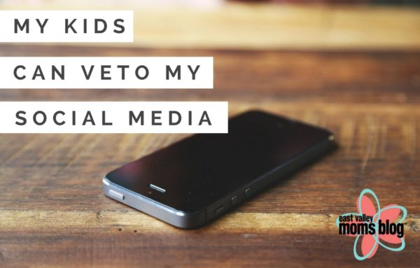 Kids can veto social media | East Valley Moms Blog