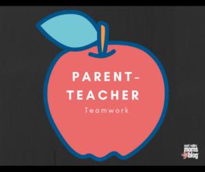 Parent-Teacher Teamwork | East Valley Moms Blog