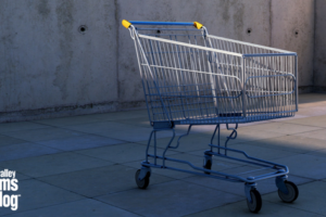 The Shopping Cart Dilemma | East Valley Moms Blog